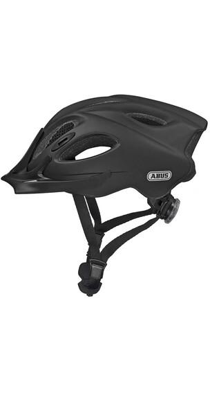 ABUS Aduro Helm black matt